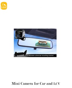 Mini Camera for Car and LCV